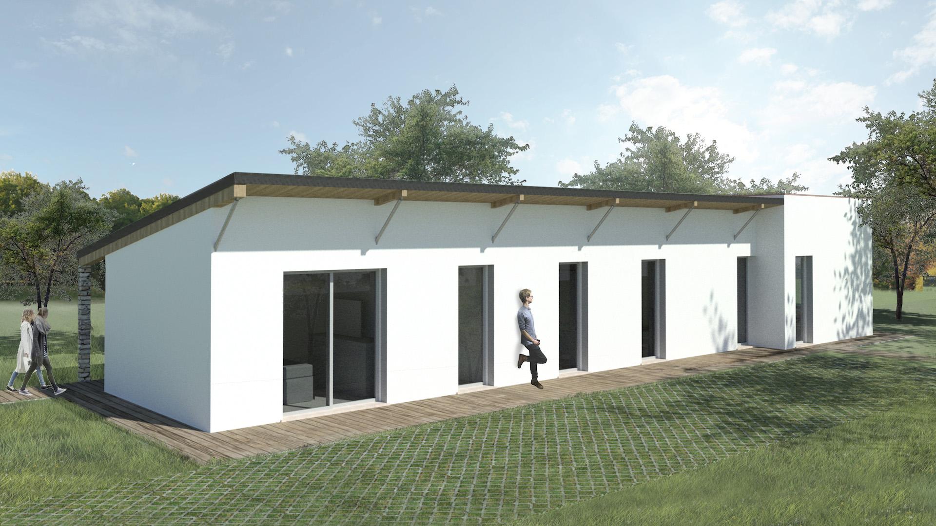 Costo Costruzione Casa Al Grezzo villa sofia - nuovo modello abitativo in muratura armata o